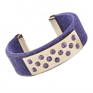 Lorenza Bangle Purple